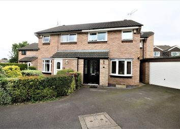 Thumbnail 3 bed semi-detached house for sale in White Wood Close, Royston, Barnsley, South Yorkshire