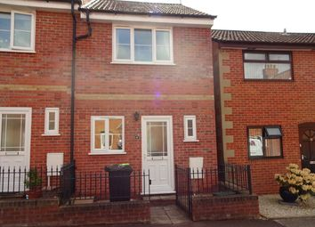 Thumbnail 2 bed end terrace house to rent in Everton Road, Yeovil