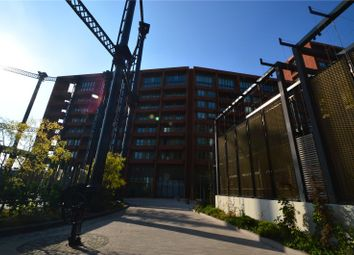 Thumbnail 1 bed flat for sale in Tapestry Apartments, Canal Reach, King's Cross, London