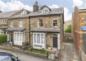 Thumbnail 5 bed end terrace house for sale in Regent Road, Ilkley, West Yorkshire
