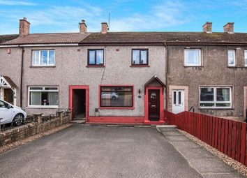 Thumbnail 3 bed terraced house for sale in Wedderburn Crescent, Dunfermline