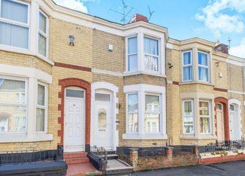 Thumbnail 2 bedroom terraced house for sale in Edinburgh Road, Kensington, Liverpool, Merseyside