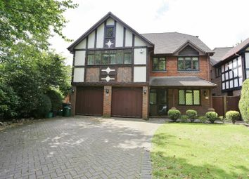 Thumbnail 5 bed detached house for sale in Southill Road, Chislehurst