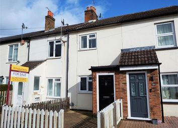2 bed terraced house for sale in Somerset Road, Farnborough, Hampshire GU14