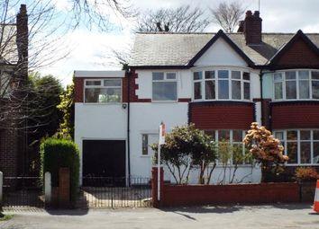 Thumbnail 4 bedroom semi-detached house for sale in Crumpsall Lane, Manchester, Greater Manchester