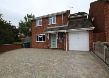 Thumbnail 5 bed detached house for sale in Ambleside Road, Bedworth