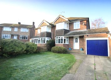 Thumbnail 3 bed semi-detached house for sale in Thirlmere Close, Wainscott, Kent