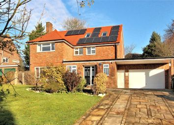 Thumbnail 5 bed detached house to rent in Bylands, Woking