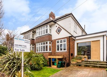 Thumbnail 5 bed semi-detached house for sale in Kechill Gardens, Bromley
