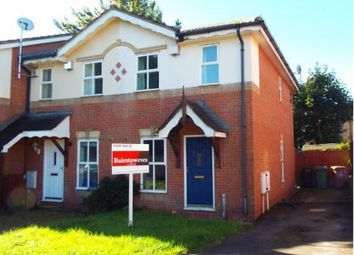Thumbnail 2 bedroom end terrace house for sale in Epping Close, Walsall, West Midlands