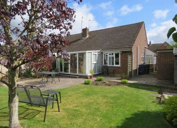 Thumbnail 2 bed semi-detached bungalow to rent in River Park Drive, Marlow