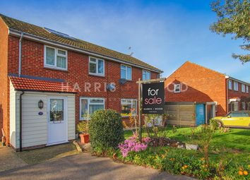 Thumbnail 3 bed semi-detached house for sale in Parsons Field, Dedham, Colchester