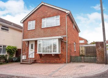 Thumbnail 4 bed detached house for sale in Murray Close, Fareham