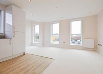 Thumbnail 2 bedroom flat for sale in Drake Avenue, Hempsted, Peterborough