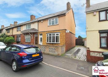 Thumbnail 2 bed end terrace house for sale in Rubery Street, Darlaston, Wednesbury