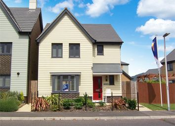 Thumbnail 3 bed detached house for sale in Swan Road, Seaton