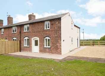 Thumbnail Property for sale in Rose Cottage, 3 Gypsy Green, Bednall, Staffordshire