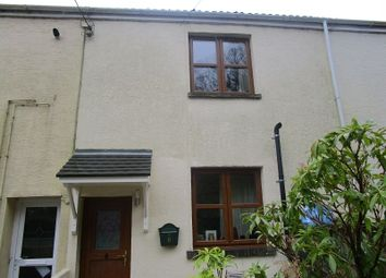 Thumbnail 2 bed terraced house for sale in Felinfach, Ystradowen, Swansea.
