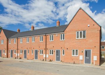Thumbnail 2 bed town house for sale in High Street, Barwell, Leicester