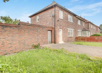 Thumbnail 3 bed semi-detached house to rent in Alston Avenue, Cramlington