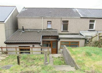 Thumbnail 3 bed semi-detached house to rent in Ardwyn Terrace, Penrhiwfer Road, Penrhiwfer, Tonypandy
