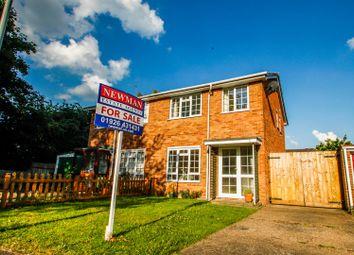 Thumbnail 3 bedroom semi-detached house for sale in Barnard Close, Leamington Spa