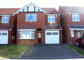 Thumbnail 4 bed detached house for sale in Dove Close, Birmingham