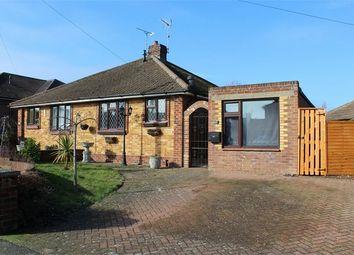 Thumbnail 2 bed semi-detached bungalow for sale in Taverners Road, Rainham, Kent