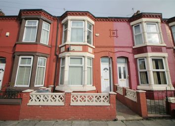 Thumbnail 3 bed terraced house for sale in Croxteth Avenue, Litherland, Liverpool, Merseyside