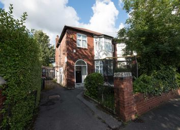 Thumbnail 3 bed semi-detached house for sale in Castlefield Avenue, Salford