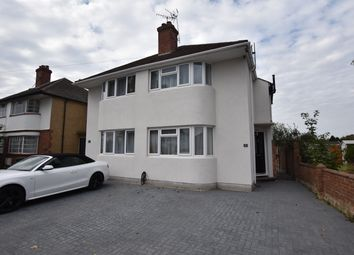 Thumbnail 2 bed semi-detached house to rent in Moss Road, Watford
