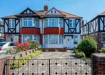 Thumbnail 2 bed flat for sale in Vincent Gardens, Neasden