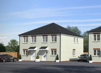 Thumbnail 3 bed semi-detached house to rent in Doddington Road, Benwick, March
