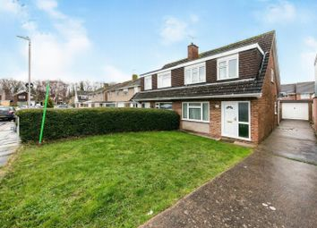 Thumbnail 3 bed semi-detached house for sale in Salisbury Road, Canterbury, Kent