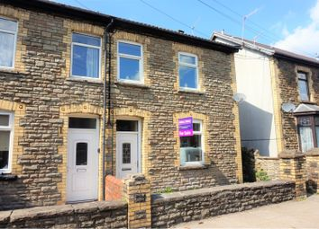 3 bed terraced house for sale in Commercial Street, Hengoed CF82
