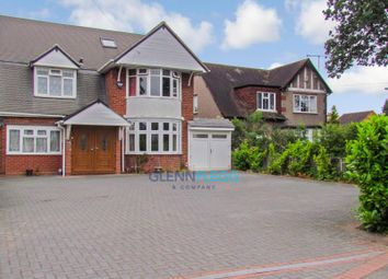 Thumbnail 5 bed detached house for sale in Langley Road, Langley, Slough