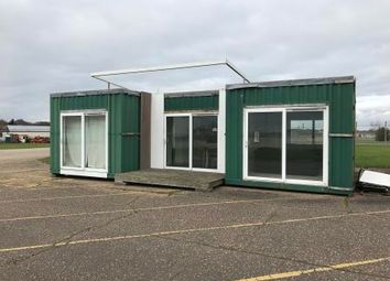 Thumbnail 1 bedroom detached house for sale in Moveable Prefabricated Building, Located At 136 Bentwaters Park, Rendlesham, Woodbridge, Suffolk