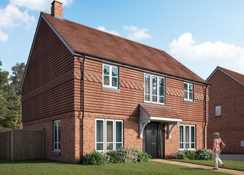 "Thumbnail 4 bed detached house for sale in ""The Knole"" at Mill Road, Hailsham"
