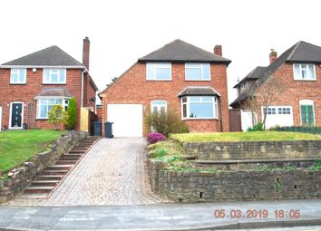 3 bed detached house to rent in Bedford Road, Sutton Coldfield B75