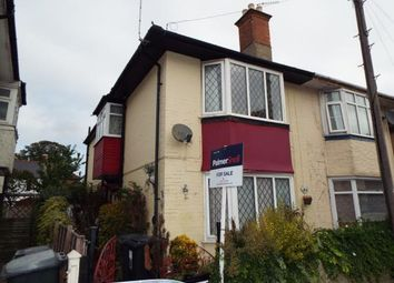 Thumbnail 3 bedroom semi-detached house for sale in Kings Park, Bournemouth, Dorset