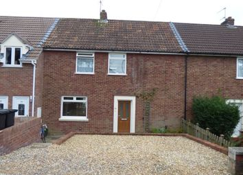 Thumbnail 3 bed terraced house for sale in Valley Road, Mangotsfield, Bristol