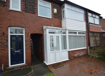 Thumbnail 3 bedroom town house to rent in Ashton Road East, Failsworth, Manchester
