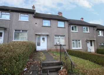 Thumbnail 2 bed terraced house for sale in Elm Drive, Johnstone, Renfrewshire