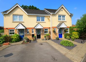Thumbnail 2 bed terraced house for sale in Kings Mews, Frimley Green, Camberley