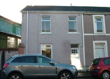 Thumbnail 2 bed end terrace house to rent in Regent Street West, Briton Ferry