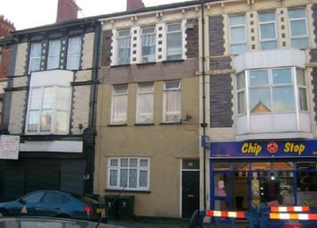 Thumbnail 4 bed terraced house for sale in Commercial Road, Newport, Gwent.