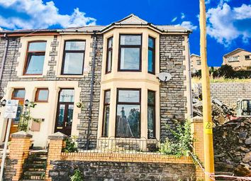 Thumbnail 4 bed property to rent in Llwynmadoc Street, Graigwen, Pontypridd