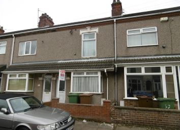 Thumbnail 2 bed terraced house for sale in Bennett Road, Cleethorpes