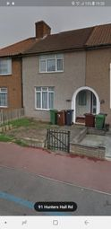 Thumbnail 2 bed semi-detached house to rent in Hunters Hall Road, London