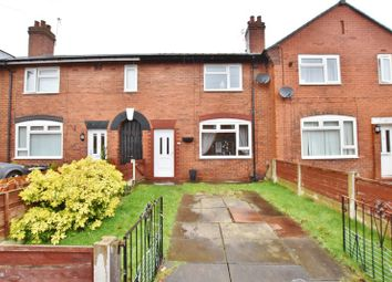 Thumbnail 2 bed terraced house for sale in Nasmyth Road, Eccles, Manchester
